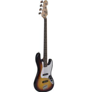 Electric Bass Jazz Guitar